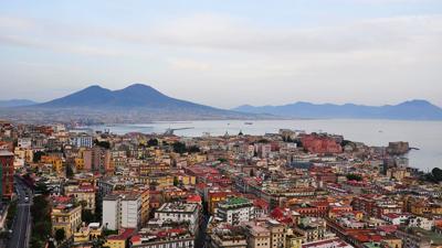 Экскурсия по Неаполю