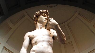 Гений Микеланджело во Флоренции