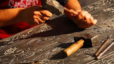 Мастер-класс по изготовлению фресок, скульптуры и обучение основам живописи