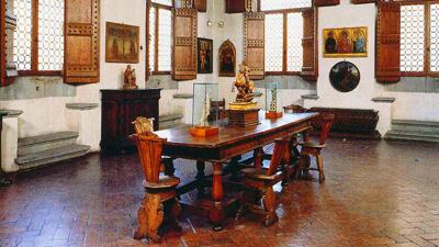 Великие коллекционеры. Музеи Хорн и Стибберт