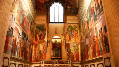 Церковь Санта-Мария дель Кармине