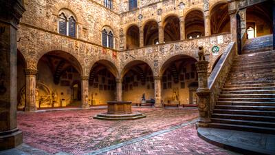 Национальный музей скульптуры и прикладного искусства Барджелло
